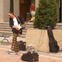 Уличный музыкант :) :: Оксана ♪