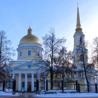 Собор Александра Невского в Ижевске :: Владимир Максимов