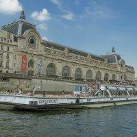 Прогулка по Сене :: leo yagonen