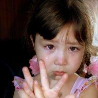 Все дети мира плачут на одном языке. :: Anna Gornostayeva