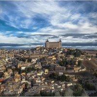Вечерело...Толедо,Испания,один из самых любимых моих городов Испании!!! :: Александр Вивчарик