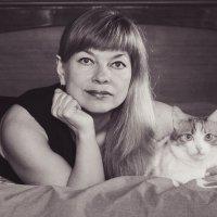 Self-portrait :: Снежанна Родионова
