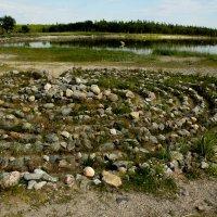 Малый каменный лабиринт :: Александр Кореньков