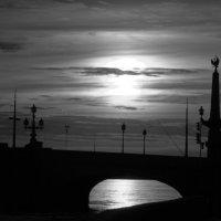 Троицкий мост :: Юрий Бобылев