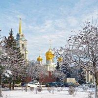 Тула | Колокольня Успенского собора Тульского кремля :: Елена Чижова