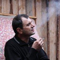"""""""Дым сигарет с ментолом..."""" :: Aleksey Kemerovsky"""