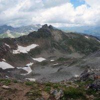 В горах Кавказа :: Марина