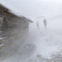 На перевале :: Svetlana Kravchenko