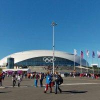 Ледовый дворец «Большой»-ждёт болельщиков ! :: СветЛана D