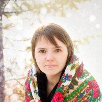 Анастасия :: Надежда Баранова