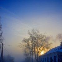 Утренний туман :: Анна Никонорова
