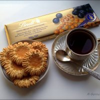 Вас пригласить хочу на чашку чая. :: Anna Gornostayeva