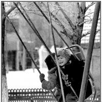 веселые качели :: gribushko грибушко Николай
