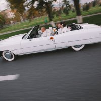 Свадьба Женя и Таня :: Николай Киреев