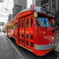 Трамвай :: Lucky Photographer