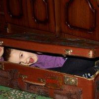 Любимый дедов чемодан :: Татьяна_Ш