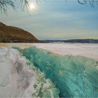 Восход на Озере Большом. Хаккасия :: Сергей Винтовкин