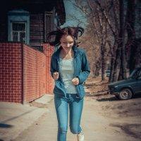 Как в детстве :: Денис Усков
