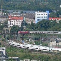 Немецкие поезда :: Владимир Ростовский