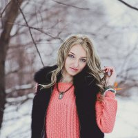 Зимняя прогулка :: Татьяна Михайлова
