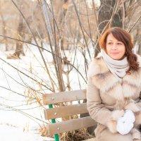 Зимнее умиротворение :: Надежда Баранова