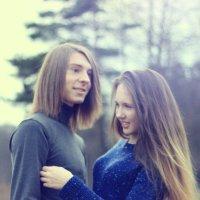 Маша и Влад. :: Лена Самченкова