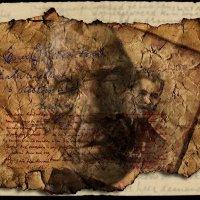 Старое письмо :: Nn semonov_nn