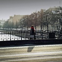 Пешеход :: Алексей Астафьев
