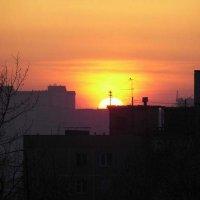 Геометрия заката :: Михаил Андреев