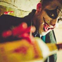 Джокер в городе V :: Максим Музалевский