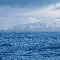 El frío de la isla :: Михаил Лобов (drakonmick)
