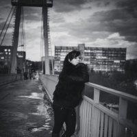 Мост одиночества :: Николай Кулин