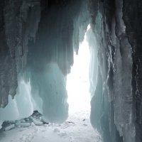 пещера :: СВЕТЛАНА БЕКЛЕМИШЕВА
