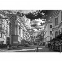 Улица Айвазовского :: Игорь Кузьмин