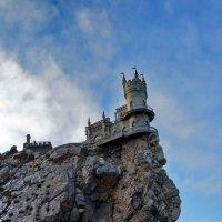 Замок любви :: Ольга Голубева