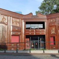 Театр-шкаф :: Dmitry Swanson