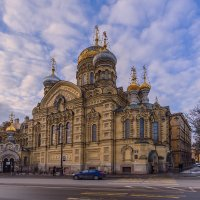 Санкт-Петербургское Подворье монастыря Оптина пустынь :: Валентин Яруллин