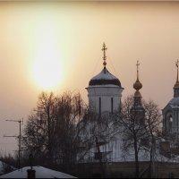 Солнце садится! :: Владимир Шошин