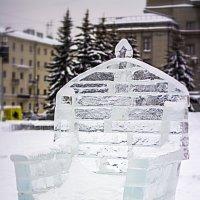 Ледяной трон :: Юрий Митенёв