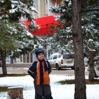 Такая зима :: Бурлака Андрей