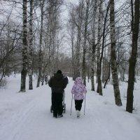 А лыжи купим потом..... :: Алёна Савина