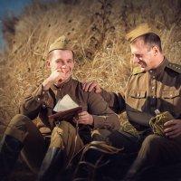 солдаты :: Евгения Малютина