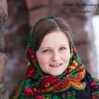 Эх...Январь! :: Анна Рыжковская (Егорова)
