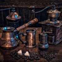про кофе-3 :: Татьяна Исаева-Каштанова
