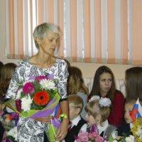 Снова в первый класс. :: Sergey Kirillov