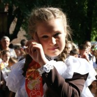 Выпускница :: Natalisa Sokolets