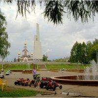 Мой любимый город. :: Андрей Русинов