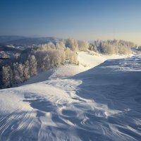 Зима :: Ольга Овчинникова