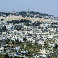 Панорама Иерусалима. :: Elena Izotova