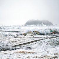 зима в деревне :: Виктория Гавриленко